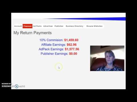 Zukul Ad Network Earnings Update #4 2016 by Judy Tucker