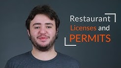 Restaurant Licenses and Permits
