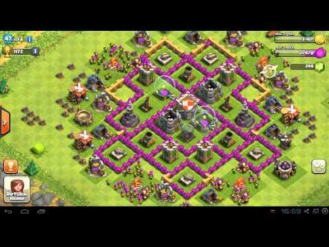 Clash of Clans: Как не потерять базу и сохранить игру