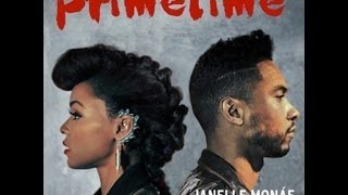 Janelle Monáe - PrimeTime ft. Miguel  (Lyrics)