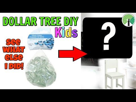 3 DOLLAR TREE KID DIYS! YOU WONT BELIEVE WHAT I MADE! OCTOBER 5, 2018