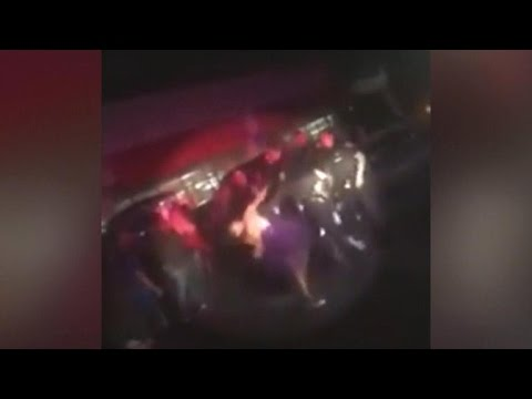 Video appears to show San Antonio police punching 14-year-old girl