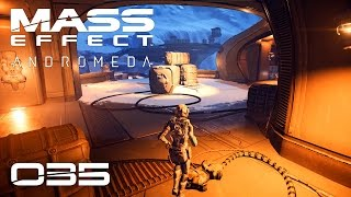 MASS EFFECT ANDROMEDA [035] [Die Anlage der Kett zerstören ] GAMEPLAY Deutsch German thumbnail