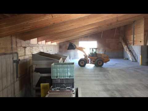 Declining Weight Fertilizer Blending In Iowa   Stueve Construction