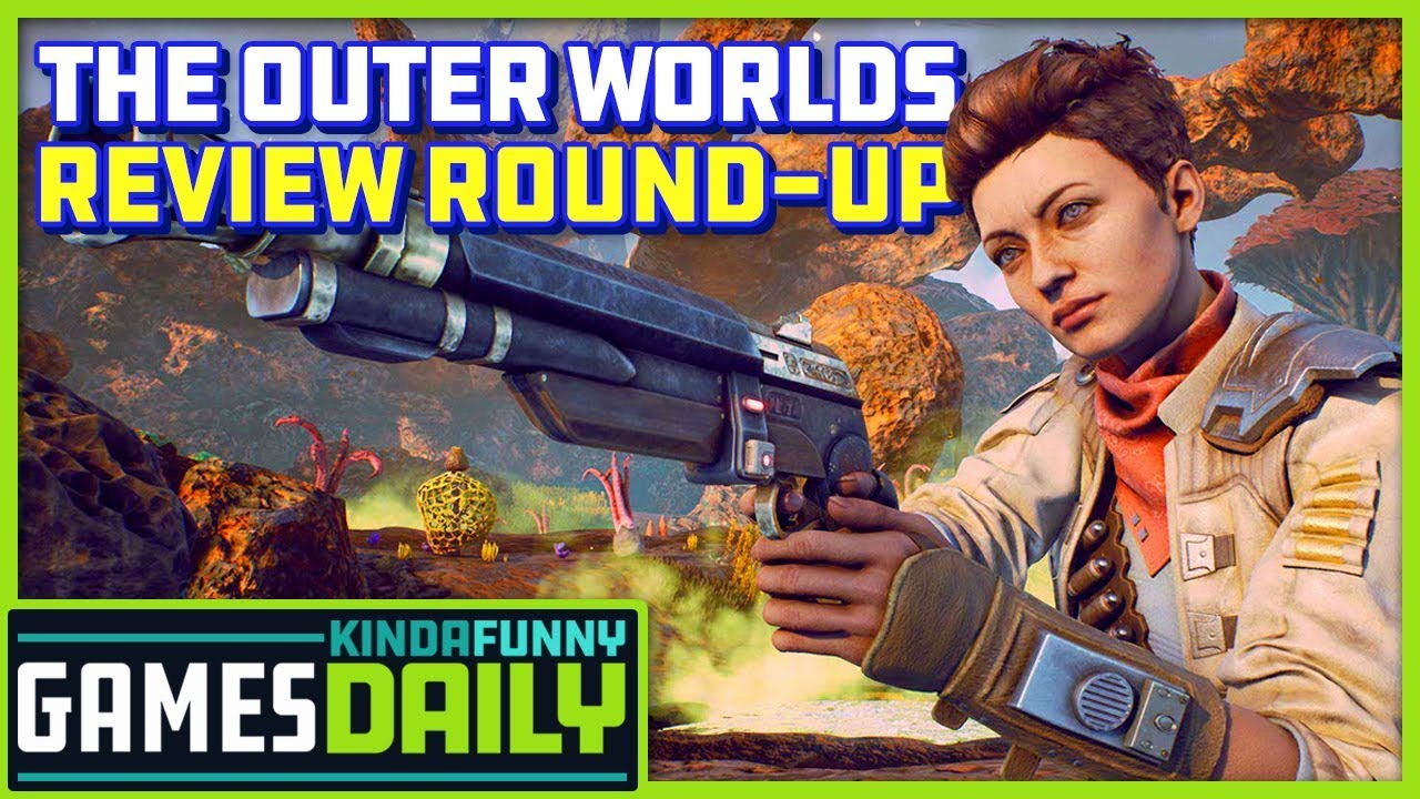 'The Outer Worlds' Review Roundup: Here's What Critics Are Saying ...