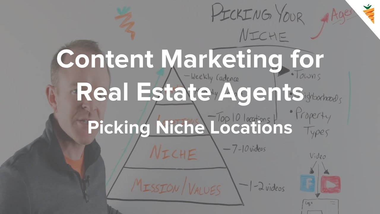 Content Marketing for Real Estate Agents | Picking Niche Locations