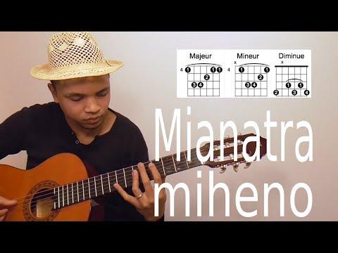 Mianatra miheno - gitara
