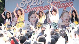 레드벨벳 (Red Velvet) 파워 업 Power Up,캐리비안 팬사인회[4K 60P 직캠]@180812 락뮤직 MP3