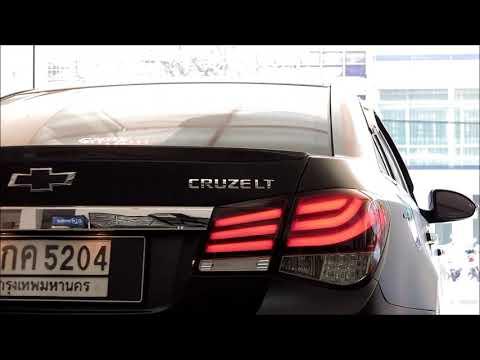 CHEVROLET CRUZE, Tail Light.