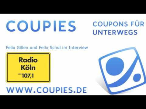 COUPIES im Radio Köln 107,1