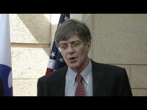 US-Israel Strategic Dialogue: DepSec James Steinberg & DFM Danny Ayalon May 19, 2011