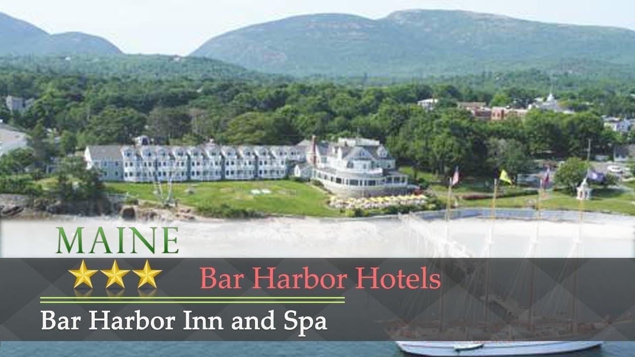 Bar Harbor Hotels >> Bar Harbor Inn And Spa Bar Harbor Hotels Maine