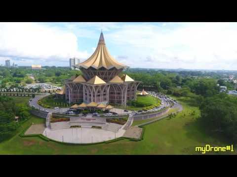 Kuching Waterfront, Kuching, Sarawak