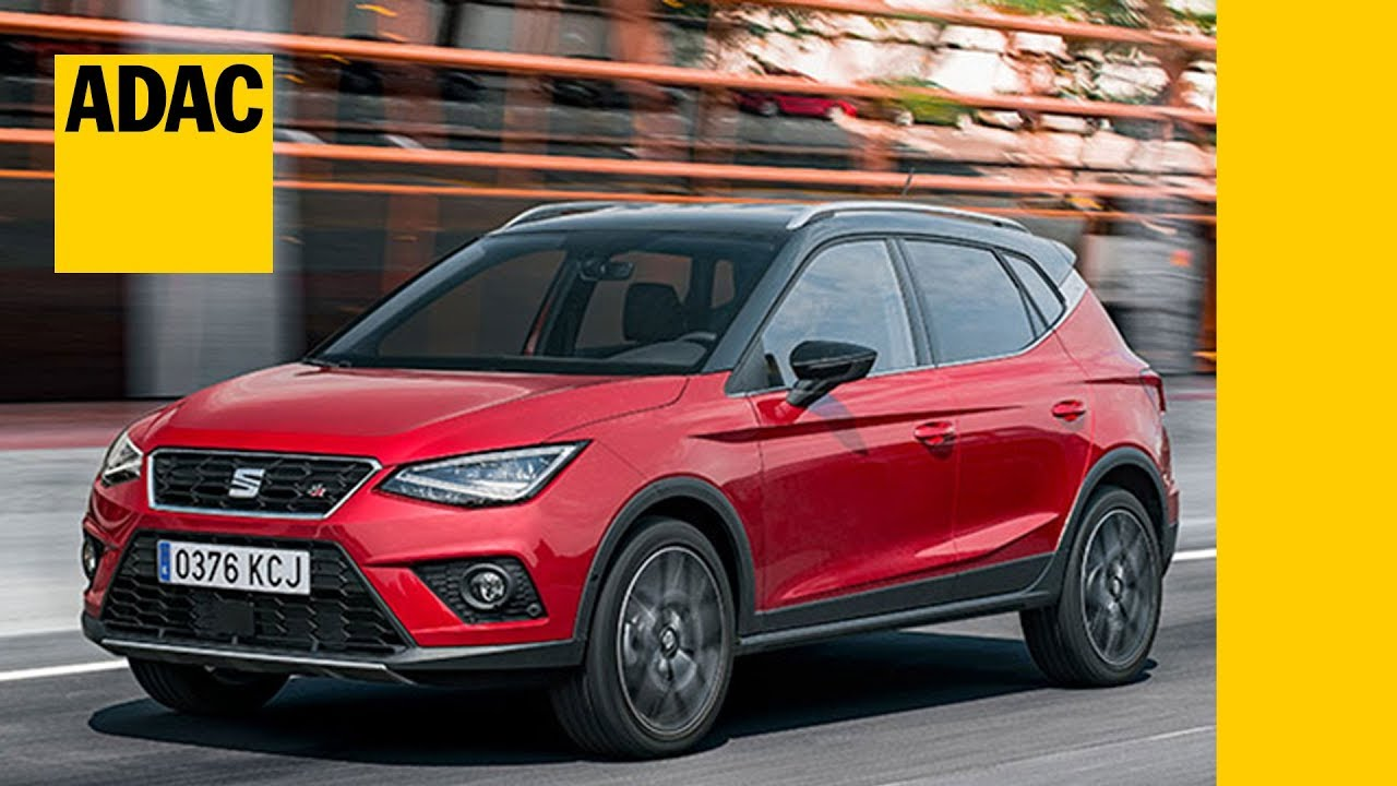 Kindersitz Test Suv Seat Arona Test Crashtest Daten Bilder Videos Adac 2018
