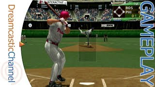 World Series Baseball 2K2 Online Gameplay (Dreamcast) | First Game of 2018