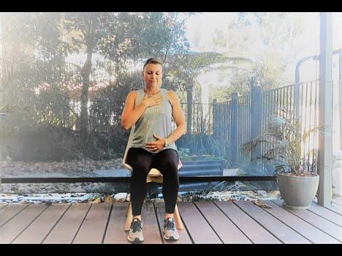 chair yoga  yoga for seniors rehabilitation office