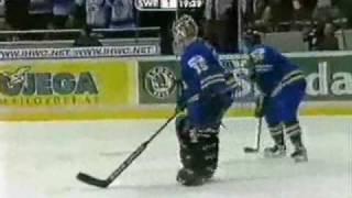 Suomen jääkiekko historiaa / Team Finland hockey history 1988 - 2009 part. 1