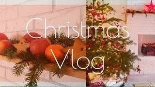 CHRISTMAS vlog- day in the life
