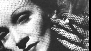 """Jacques Pills """"Symphonie"""" 1945 (Marlene Dietrich)."""