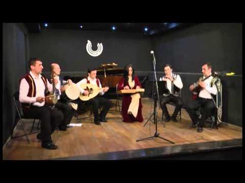 AREG Traditional Armenian Folk Instruments Ensemble - APARANI PAR