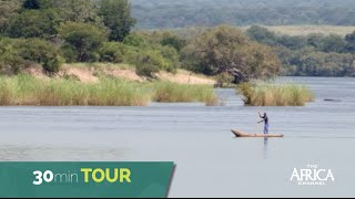 30min Tour: Zambia | The Africa Channel CLIPS