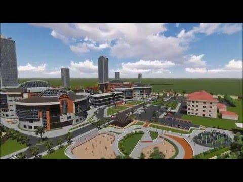Proposed Children Hospital - Awonowo Michael (M.SC Architecture Final Thesis Covenant University)