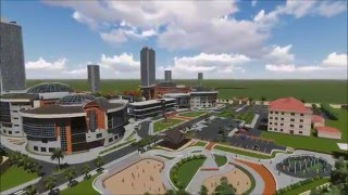 Proposed Children Hospital - Awonowo Michael (M.SC Architecture Final Thesis Covenant University)