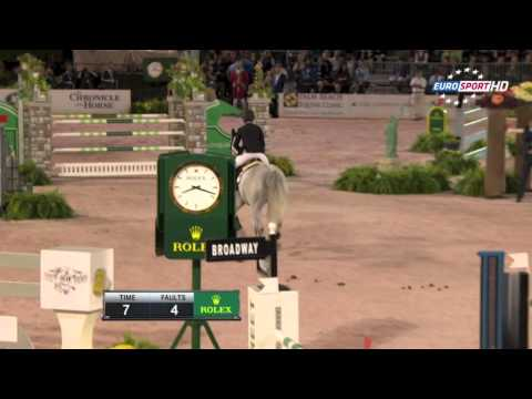 Georgina Bloomberg - Juvina - Central Park Grand Prix New York 2014