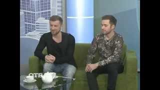 Антон Баюн и Илья Бардо: интеллигентная поп-музыка (09.09.14)