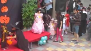 希望城堡幼兒園103年萬聖節活動--萬聖節走秀--鳳凰班7