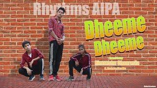 Dheeme Dheeme -Tony kakkar| Dance choreography | by Himanshu chaurasia|