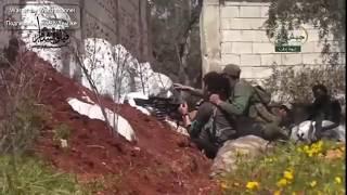 Сирия война 2015   Тяжелые бои во время битвы Идлиб