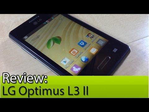 Prova em vídeo: LG Optimus L3 II | Tudocelular.com