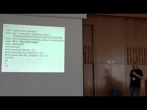 GPW2015 day1 Binding C libraries Tobias Leich