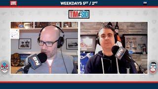 Tim & Sid Discuss Tiger Woods' Car Crash