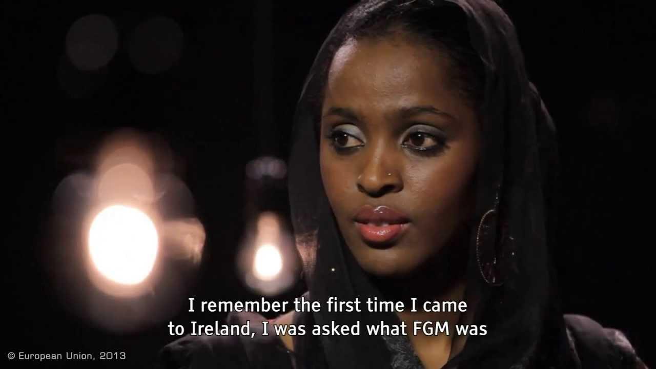 model circumcised female Somali