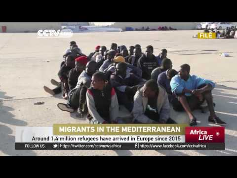 Libya deports more than 150 migrants back to Mali