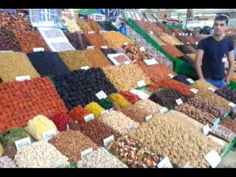 Сухофрукты 2013 центральный рынок