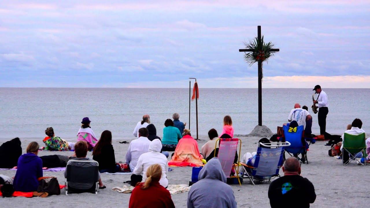 Easter Sunrise Service Delray Beach Florida You