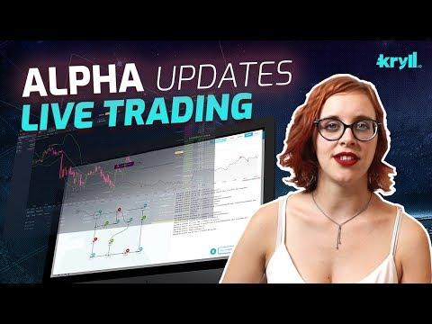 #EP5 Kryll.io Quick updates (Exchanges, Live trading, Development progress)