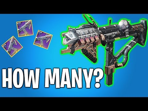 Destiny 2 | How Many Escalation Protocols To Get IKELOS SMG?? Let's Find Out! Warmind!