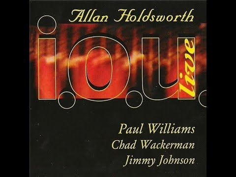 Allan Holdsworth - Road Games (Live 1984) HQ