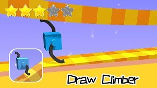Draw Climber Walkthrough Stimulating Mission! Recommend index three stars