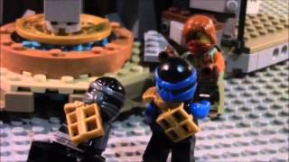 Lego Ninjago Rise Of Nadakhan episode 53 Sky Pirate Showdown