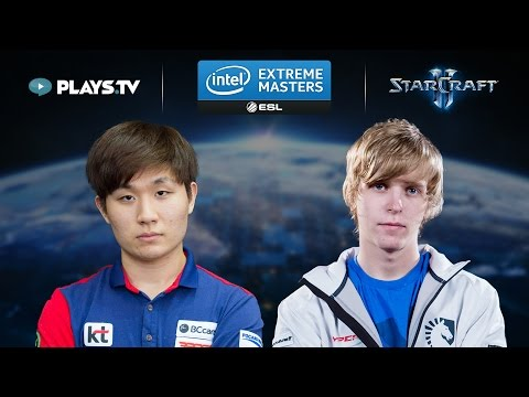 StarCraft 2 - TY vs. Snute (TvZ) - IEM Shenzhen 2015 - Quarterfinal