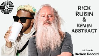BROCKHAMPTON'S Kevin Abstract | Broken Record (Hosted by Rick Rubin)
