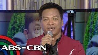 UKG: Ato Arman sings May Bukas Pa | Tribute for Rico J. Puno