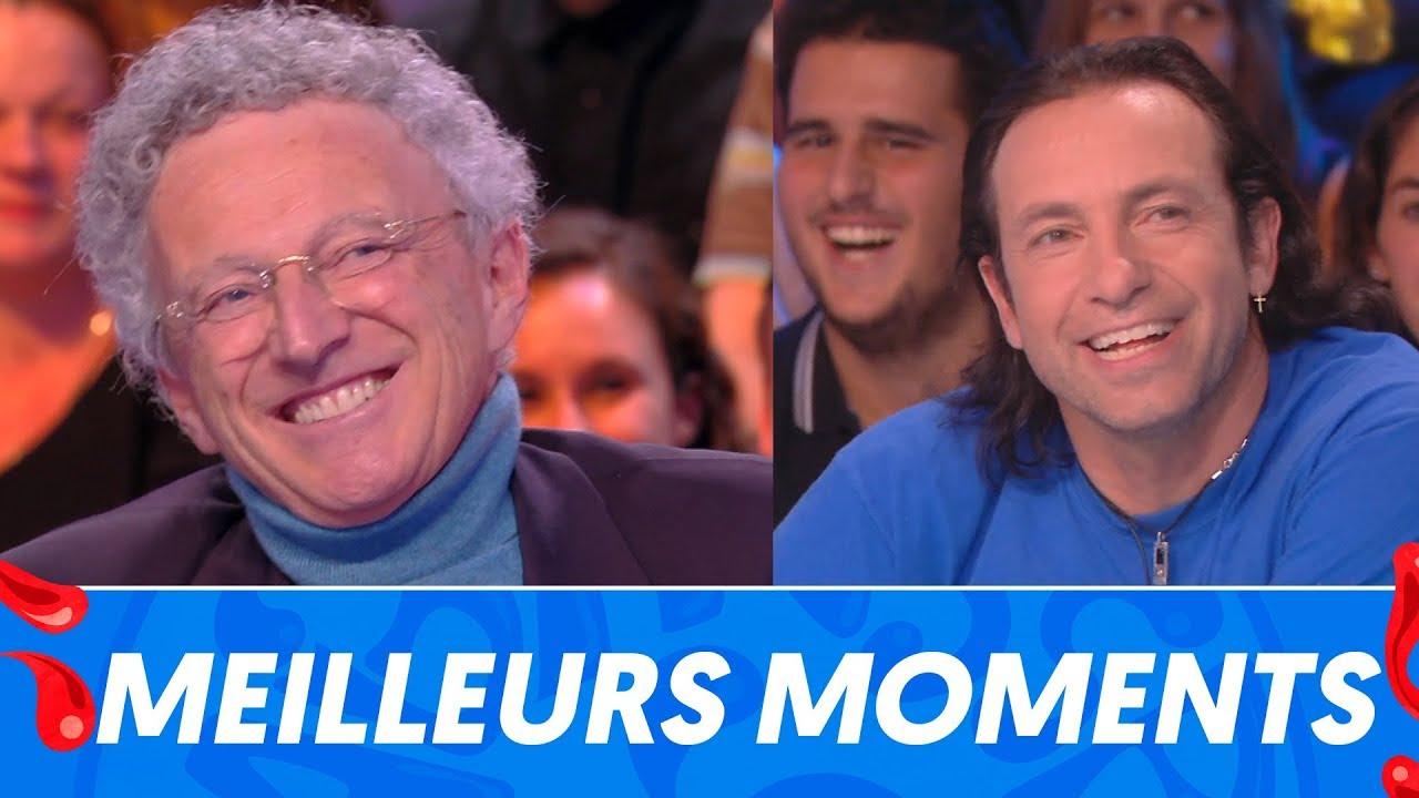 TPMP : Les meilleurs moments de Nelson Monfort et Philippe Candeloro sur le plateau de Cyril Hanouna