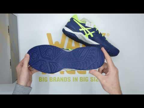 ASICS Gel-Challenger 11 - Blue / Yellow - Unboxing | Walktall