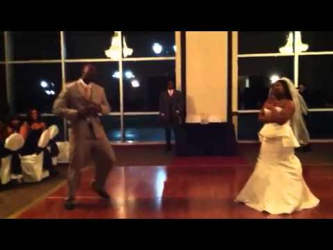 Crunk Father & Daughter Dance